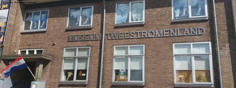 Subsidie voor topstukken Expeditie over de Maas