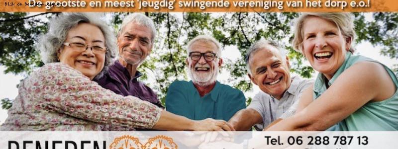 Senioren zoeken versterking