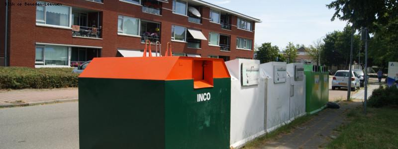 Containers voor incontinentiemateriaal en luiers verdwijnen