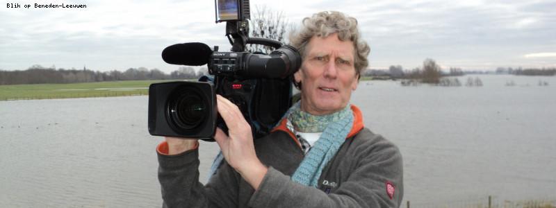 Jos Kruisbergen filmt al 27 jaar als vrijwilliger