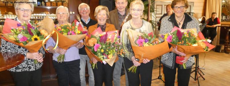 Feestelijk begin van activiteiten 50+ Senioren in Lauwe